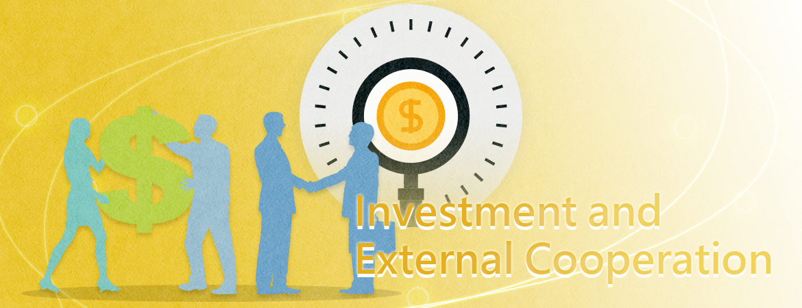 INVESTMENT AND EXTERNAL COOPERATION